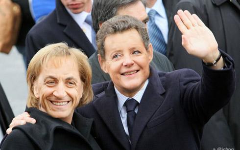 Merkel et Sarkozy